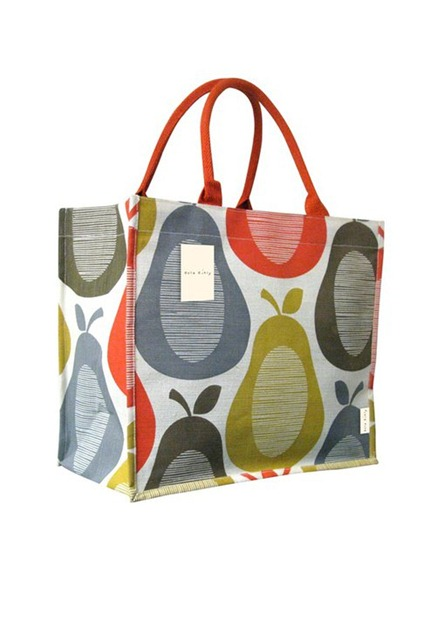 Things I Am Loving Orla Kiely Reusable Shopper For Tesco