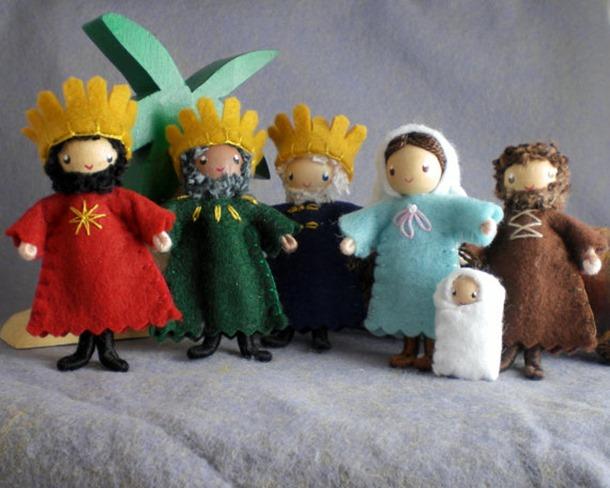 Christmas Crib photography by www.paolathomas.com