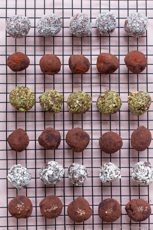 Chocolate Truffles Inspired by Miele USA photography by www.paolathomas.com