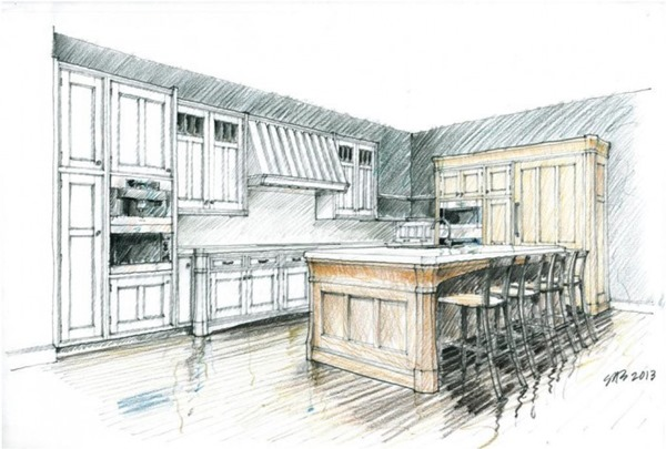 Ruskin by Rutt Cabinetry