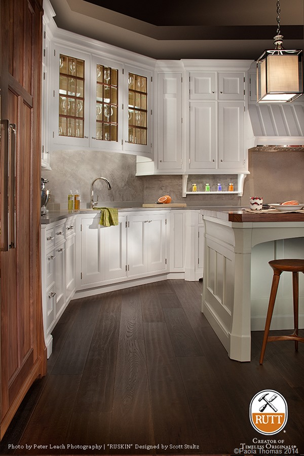 Ruskin by Rutt Cabinetry - photography by www.paolathomas.com