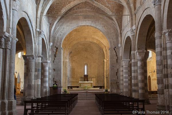 Tuscan Churches - photography by www.paolathomas.com