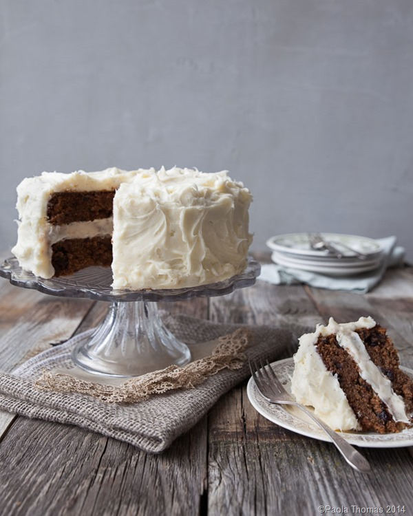 Parsnip Cake with Bourbon Brown Butter Frosting Photography by www.paolathomas.com