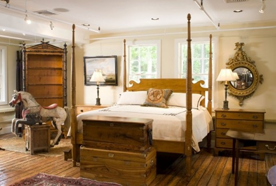 Barack Obama's Bed? - mirror mirror