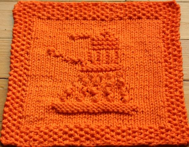 Free Baby Blanket Knitting Patterns Chunky Yarn : Secret Knitting Part One - Doctor Who Dishcloths - mirror mirror