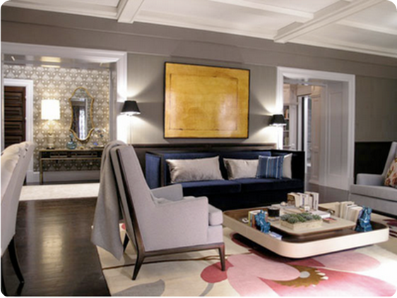 Go fug your room carrie and big s apartment mirror mirror for Gossip girl apartment floor plans