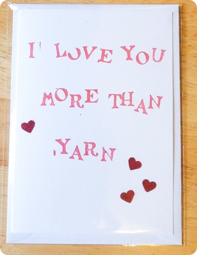 valentines cards (2 of 2)