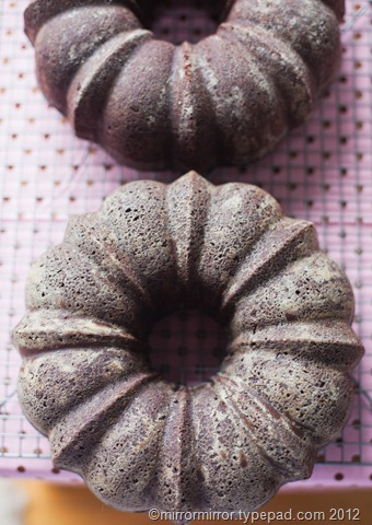 Adventures In Baking Chocolate Bundt Cake With Chocolate