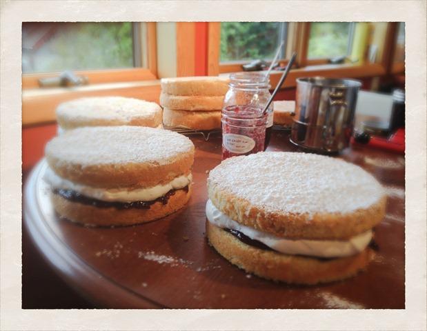 Sponge Cake Recipe Using Cup Measures