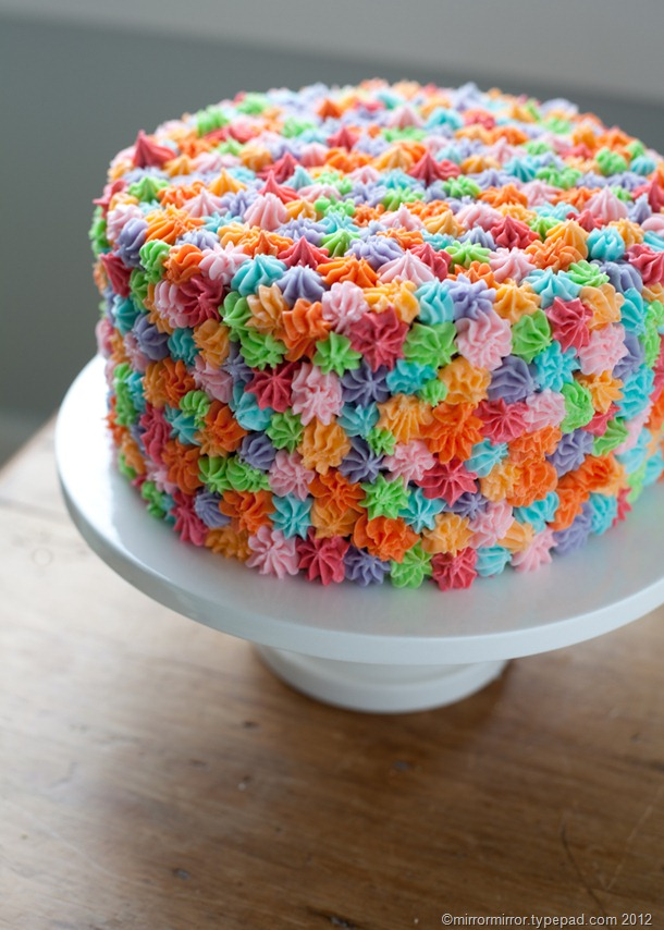 Easy Cake Decorating Idea