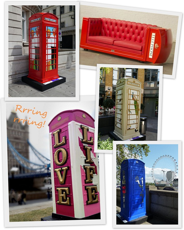 Telephone-Boxes