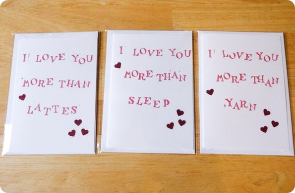 valentines cards (1 of 2)