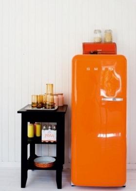 The Big Kitchen Remodel: Buying a Retro Fridge